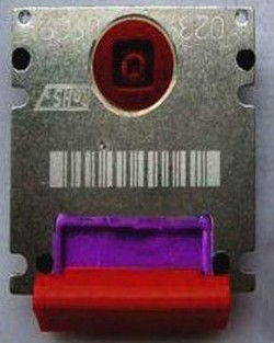 Genuine Xaar 128/80W Printhead (Purple)