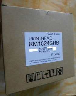 New Genuine Konica KM1024 SHB 6PL (3688H) Printhead