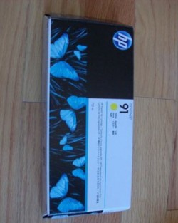 Genuine New Hewlett Packard HP C9469A ( HP 91 ) InkJet Cartridge